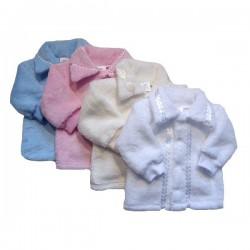 Detský kabátik Veľkosť 68 Wellsoft maslový - GAJI
