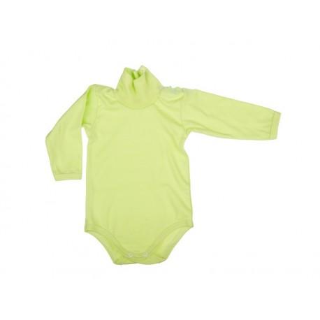 Rolákové body veľkosť 104 - zelené