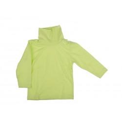 Rolák bavlnený veľkosť 116 - zelený