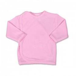 kojenecká košieľka veľkosť 68 - ružová