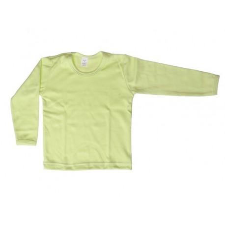 Nátelník jednofarebný veľkosť 122 (zelený)