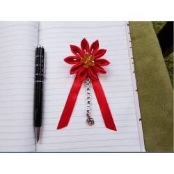 Kvet na kočík (červený) žltý kvietok