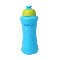 BABY ONO športová detská fľaša modrá